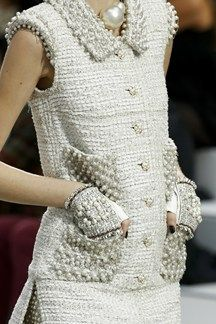 Chanel Spring/Summer 2014 Ready-To-Wear - classic details