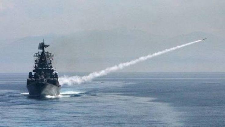 Armada Rusa Ataca Al Estado Islámico En Siria Con Misiles Crucero Desde El Mar Caspio