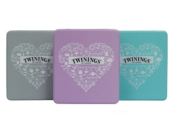 Twinings Loose Leaf Tea Tins