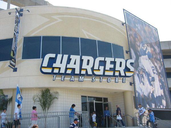 Qualcomm Stadium!