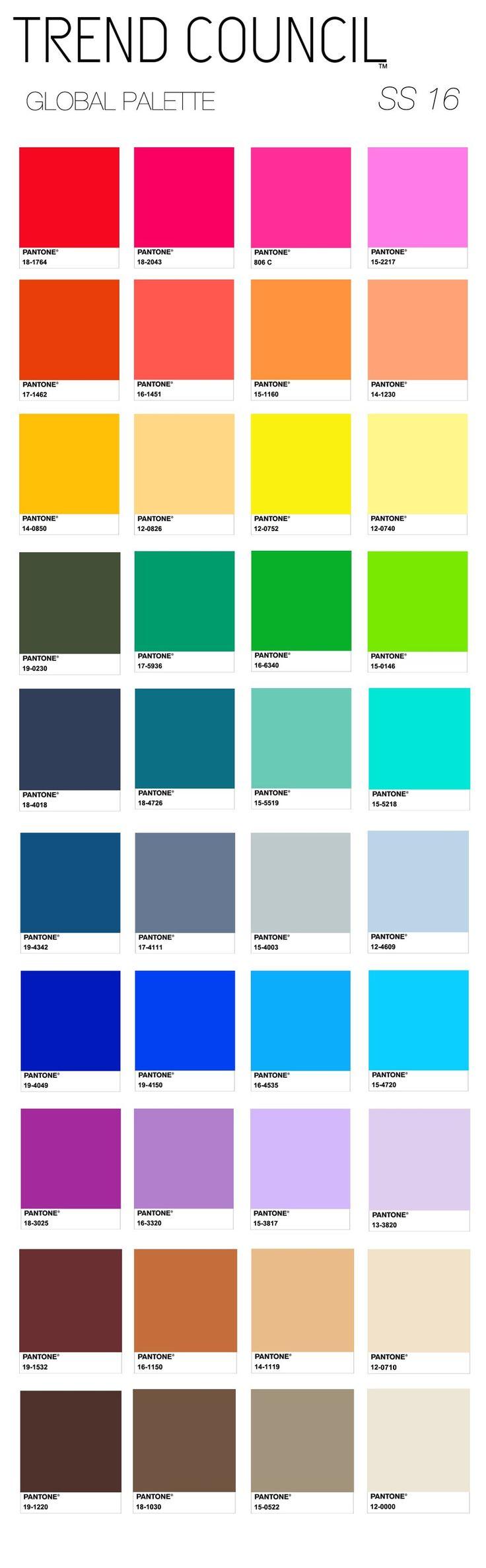 657 best color trends 2016 images on pinterest
