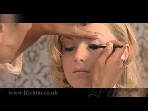 Lily Lolo Mineral Cosmetics - Retro Glamour Tutorial