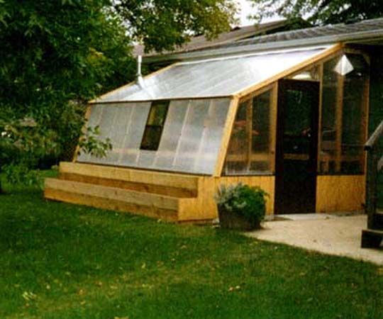 43 best images about greenhouse on pinterest gardens for House plans with greenhouse attached