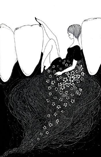 by Midori Yamada / #contemporary #alternative #art