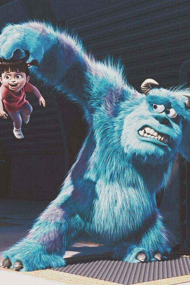 Resultado De Imagen Para Sullivan Y Boo Dibujar A Lapiz Peliculas De Animacion Disney Magic Disney Amor