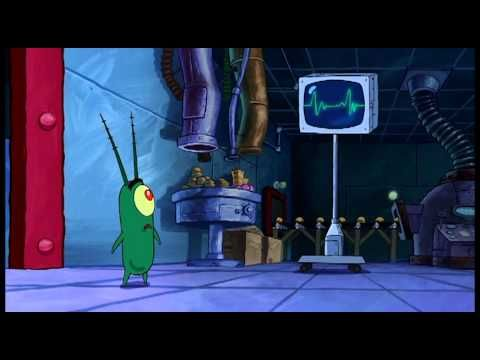 If Spongebob were an action movie