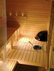 Helo Traditional saunas