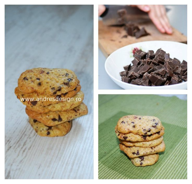 Healthy home made chocolate cookies - absolutely delicious!