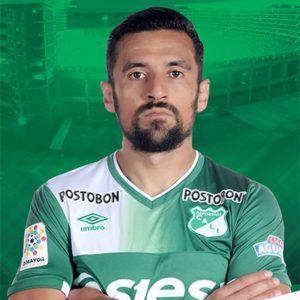 Equipo Profesional Deportivo Cali 2017 - Andres Perez