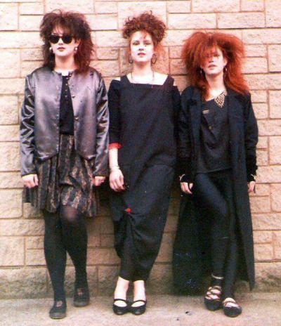 Dark Entries | A Gallery of 80's Goth and Deathrock Culture III – Post-Punk.com
