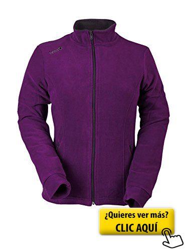 Izas Wheeler - Chaqueta polar para mujer, color... #chaqueta