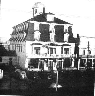 Hotel Grand Sault Nouveau Brunswick