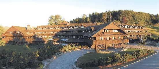 Trapp Family Lodge, Stow, Vermont - so beautiful