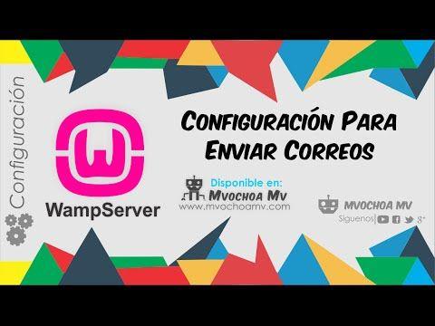 En este vídeo podrás Aprender a configurar WampServer para poder enviar correos electrónicos.. === Enlaces === Instalación de WampServer: Link: http://mvocho...