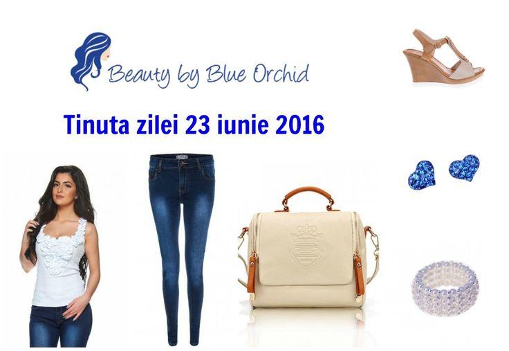Ținuta zilei - 23 iunie 2016 - Beauty by Blue Orchid