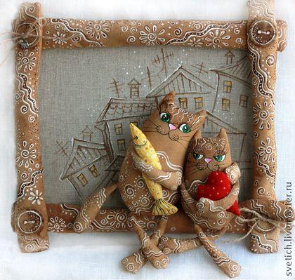 Влюбленные... - сувениры и подарки,декоративное панно,авторская ручная работа