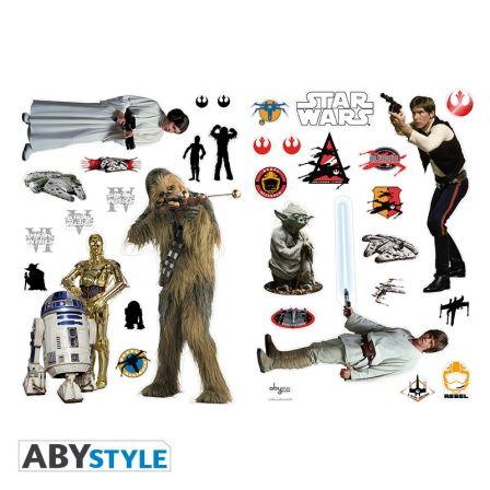 STAR WARS Stickers Star Wars Rebels