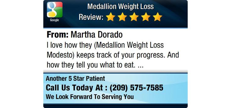 quick weight loss modesto