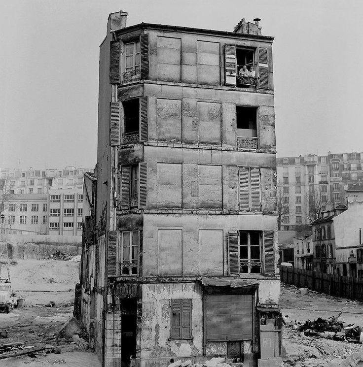 Jean-Luc Penel. Belleville 70's Paris ª