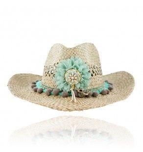 "Ibiza Hat ""Jasmine"""