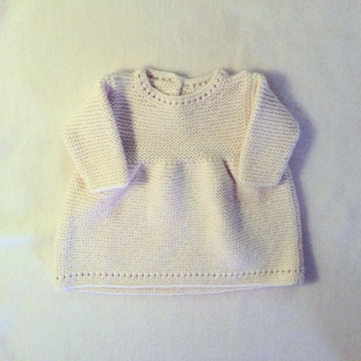 Alpaca Sweater Dress in Cream   sugar on snow