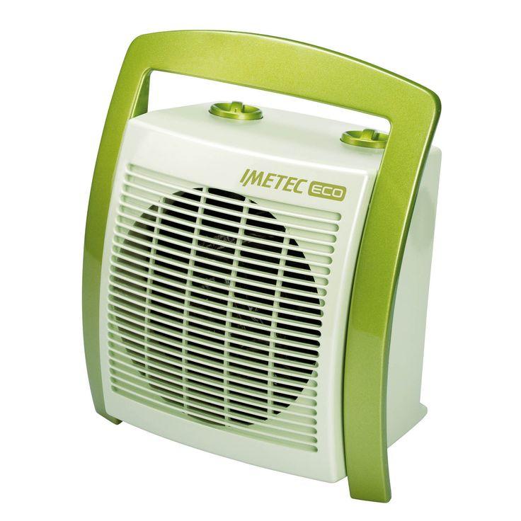 Termoventilatore IMETEC ECO FH5-100, il caldo che consuma meno con dimensioni compatte