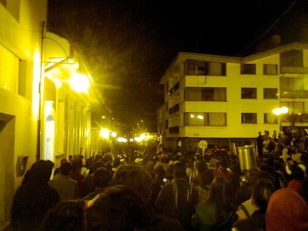 #Tunja #Boyacá #ParoNacional #Cacerolazo