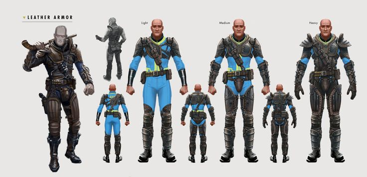 Leather armor (Fallout 4) - Fallout Wiki - Wikia