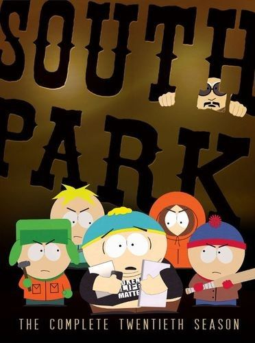 South Park: The Complete Twentieth Season [DVD] - Front_Standard