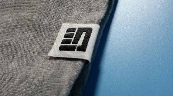 200 Hem tags Woven labels Custom logo labels by BespokeLabels