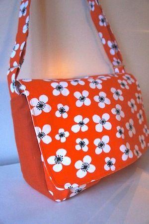 shoulder bag (made to order)