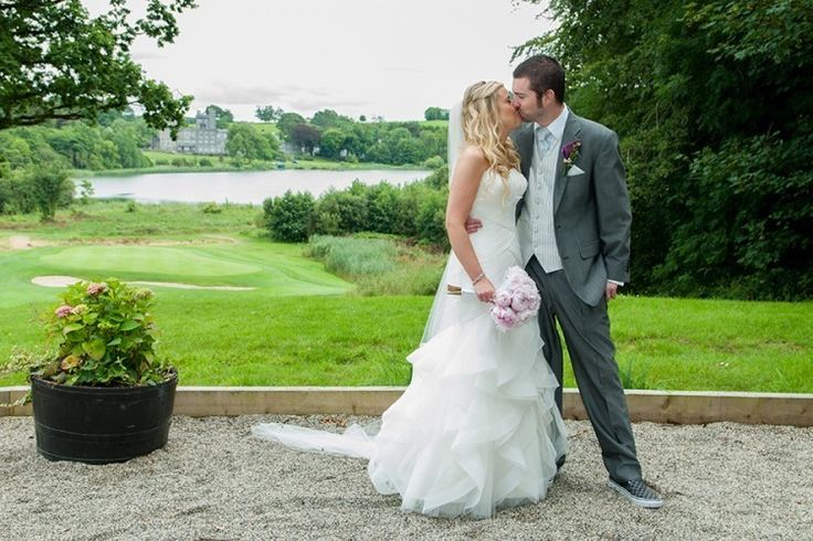 Pure Purple Love at The Inn at Dromoland by Gary Collins Photography