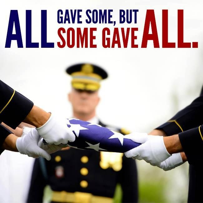 All Gave Some Some Gave All Flag