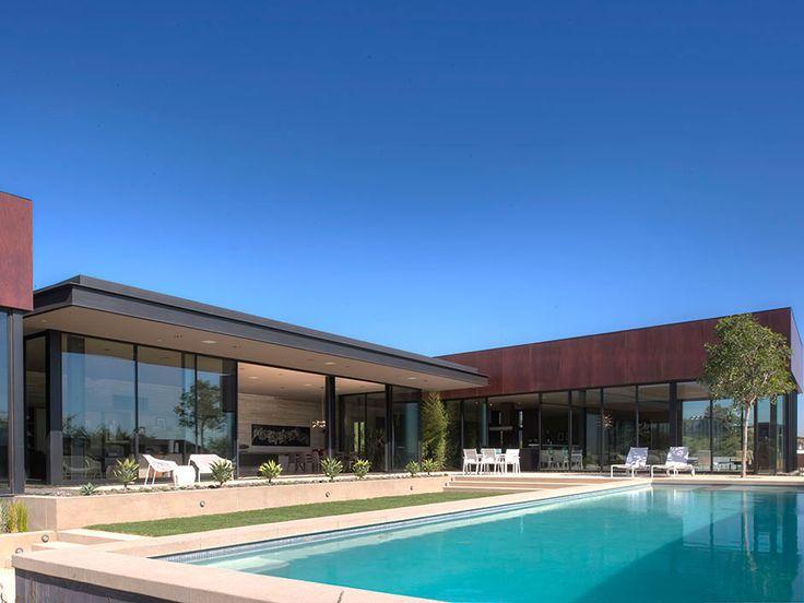 Warm Luxury Home on Sunset Strip