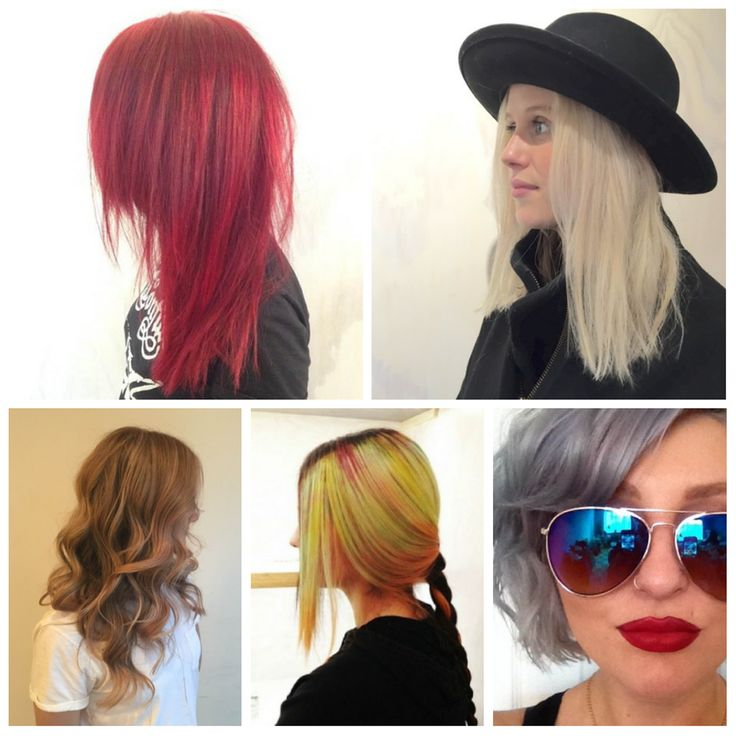 We have yet another very talented hair colourist joining our Hue team. His name is Mark Boots and he has come all the way from Toronto. He brings with him over a decade worth of hair experience, including six years in the professional theatre industry. He is also a very well known wig master, so has a bag full of wigs with him which is rather exciting! Pictured is just some of his current work. Mark will be working across 3 salons, Mt Eden, Balmoral and Ponsonby. Book him in. #Auckland