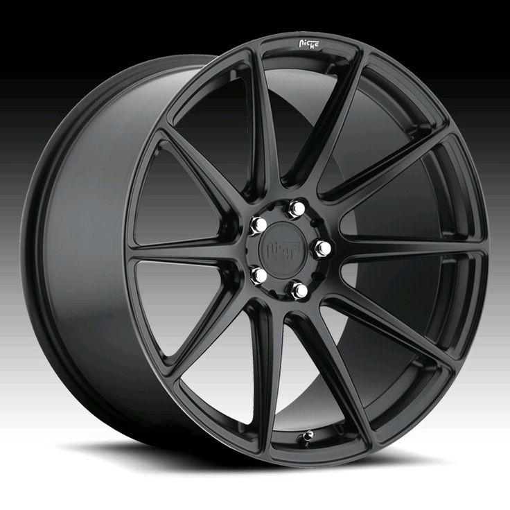 81 best niche wheels rims images on pinterest order this set of four niche and matte black essen wheels for your mustang from cj pony parts today the essen wheel is part of niches sport series sciox Images