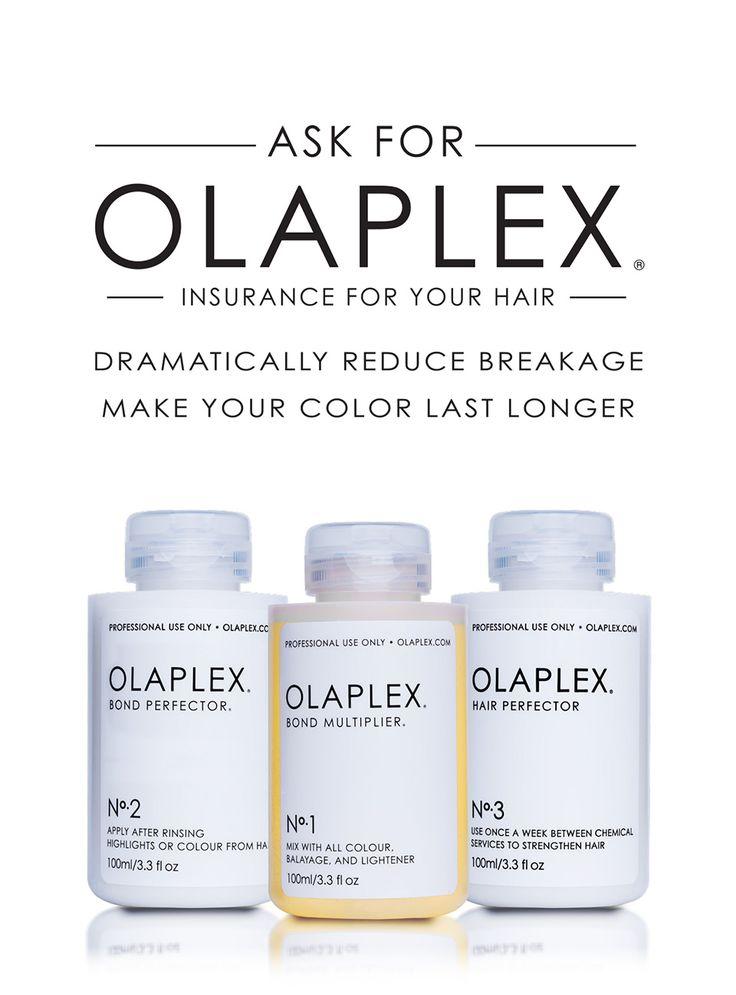 #Olaplex now available at Joanne Hairdressing, Dorset, UK