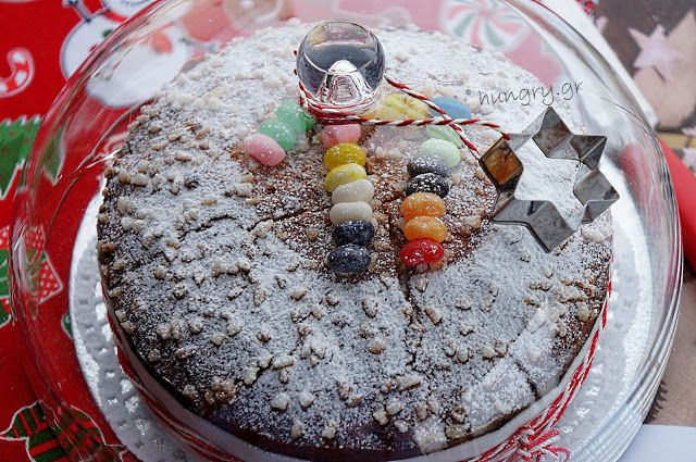 Kitchen Stories: Greek New Year's Lucky Cake (Vasilopita)