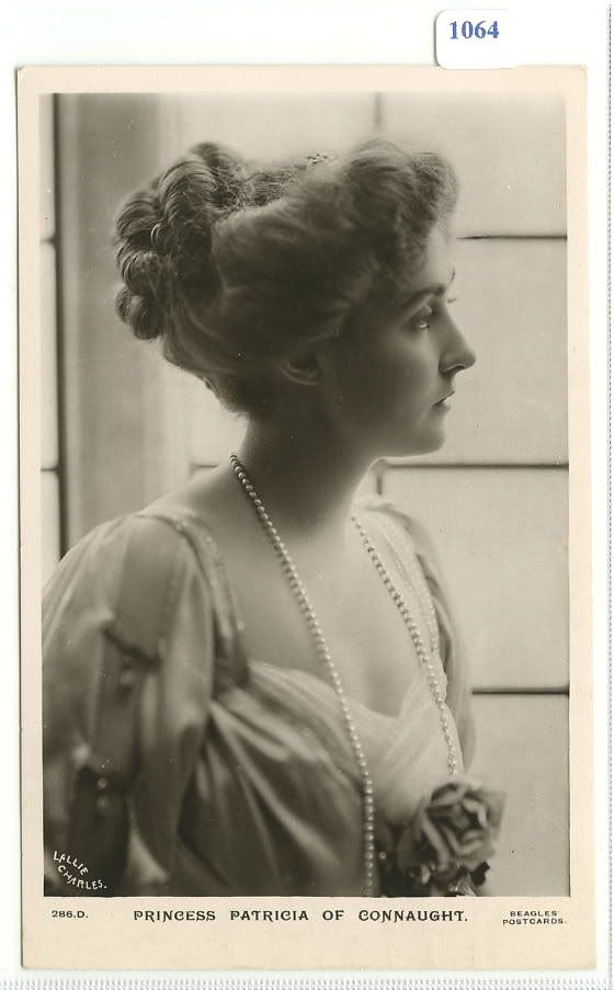 Patricia of Connaught, who married a commoner and gave up her royal title to became Lady Patricia Ramsay.  Her son married Lady Saltoun, a Scottish peeress in her own right.