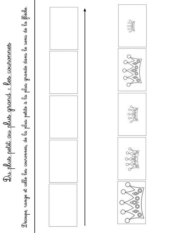La Galette Des Rois Activites Maternelles : galette, activites, maternelles, Activites, Imprimer, Maternelle, Fête, Rois,, Petit