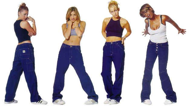 31 Items Of Clothing That '00s Teens Will Never Wear Again