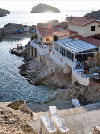 La Baie des Singes, Marseille