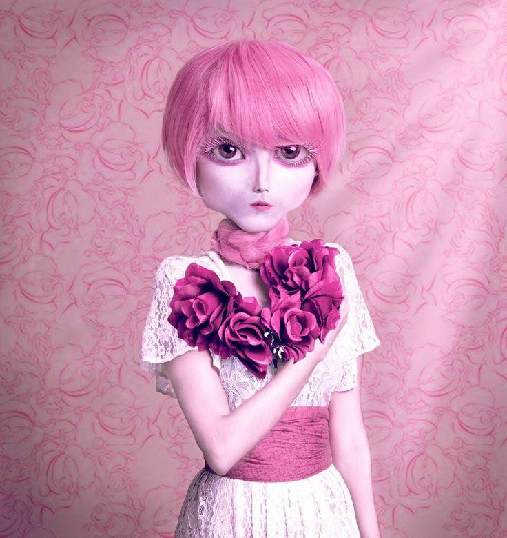 De la serie C O L O R esta es roza