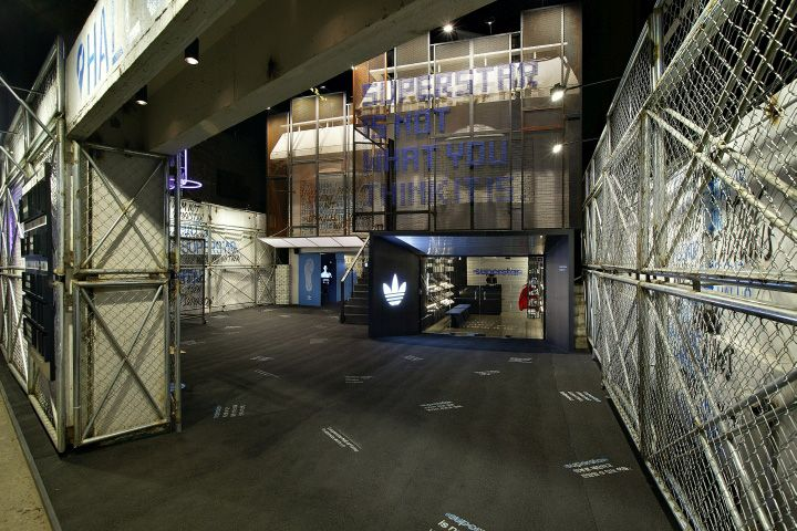 adidas SUPERSTAR | Hall of Fame Pop-up Store by URBANTAINER Co., Seoul – South Korea