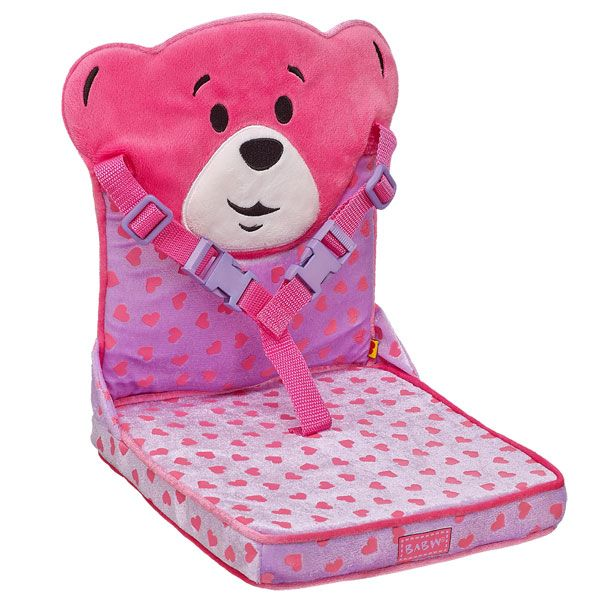 Pink Suitcase Seat - Build-A-Bear Workshop US