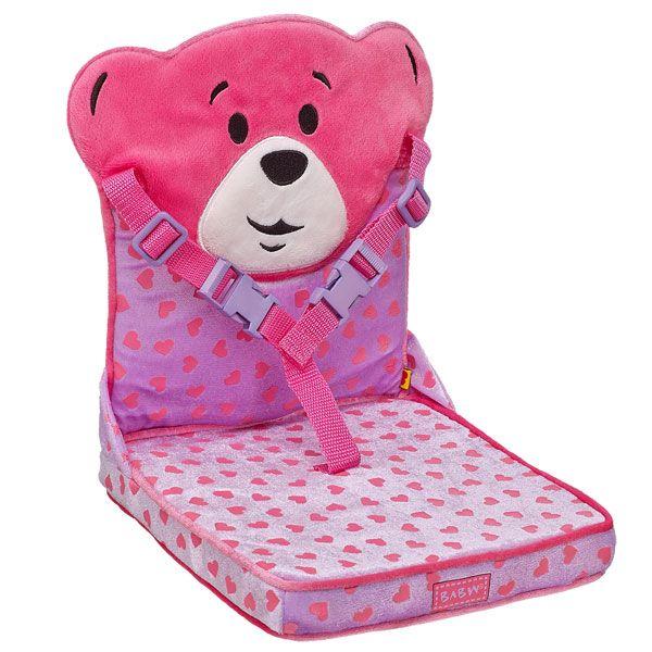 Pink Suitcase Seat - Build-A-Bear Workshop US