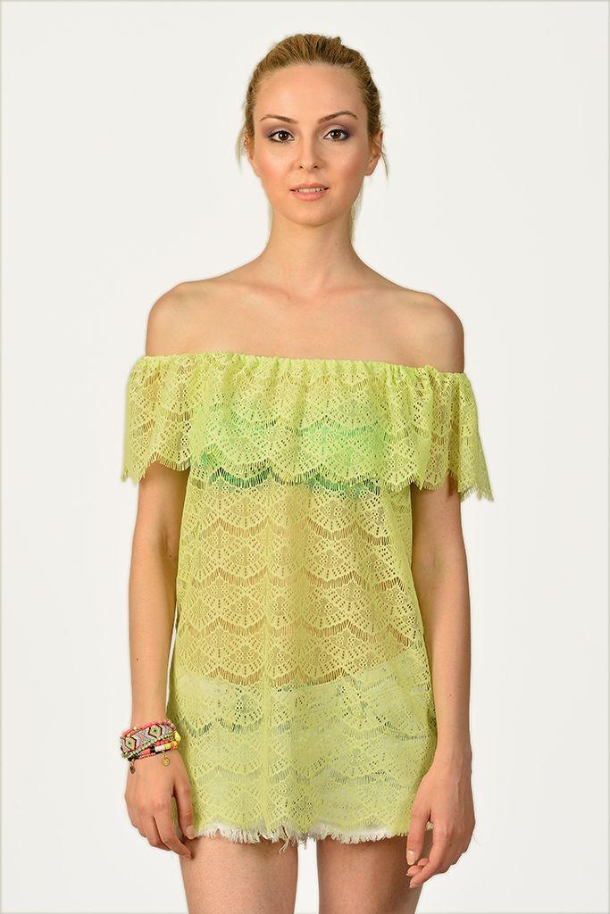 Sanriani Plaj Elbiseleri/Olıvıa | Plaj Elbiseleri | Moda Fabrik