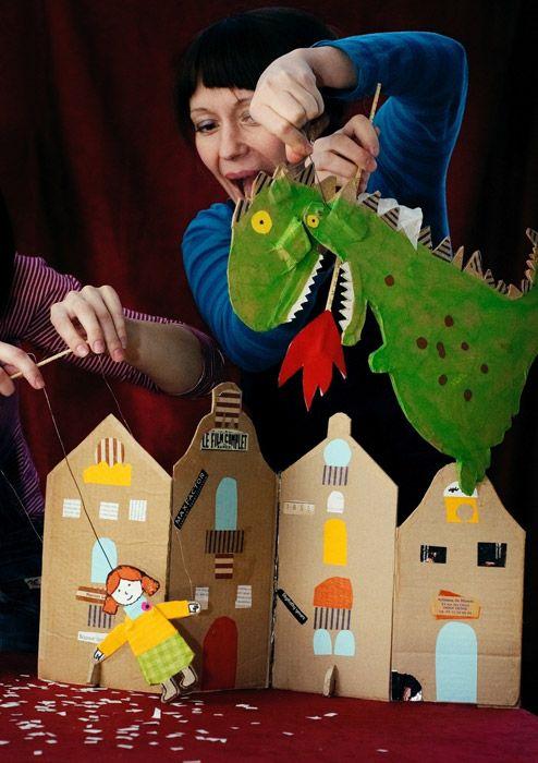 кукольный бумажный театр: 15 тыс изображений найдено в Яндекс.Картинках