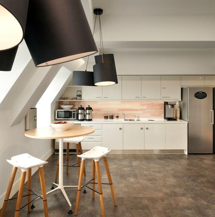 Office Kitchen Interior Design: Best 25+ Workplace Design Ideas On Pinterest