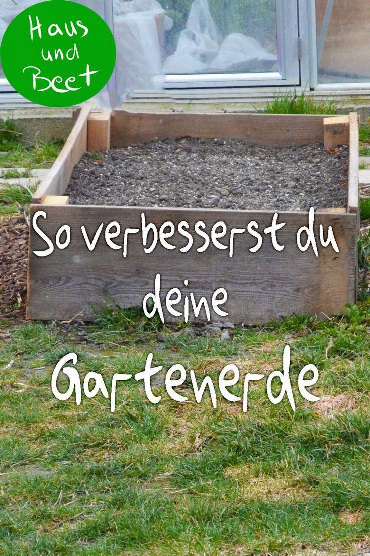 Biologisch Nachhaltig Gemuseanbauen Gartenerde Dunger Gartenerde Fur Gemuse Gartenerde Fur Gemu Garden Soil Growing Gardens Raised Garden Bed Soil